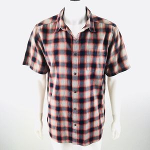 The North Face  Short Sleeve Button Down Shirt L